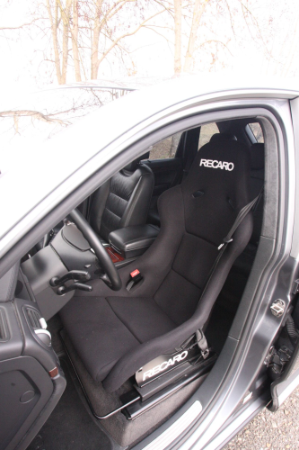Recaro-Pole Position Schalensitz für Cayenne